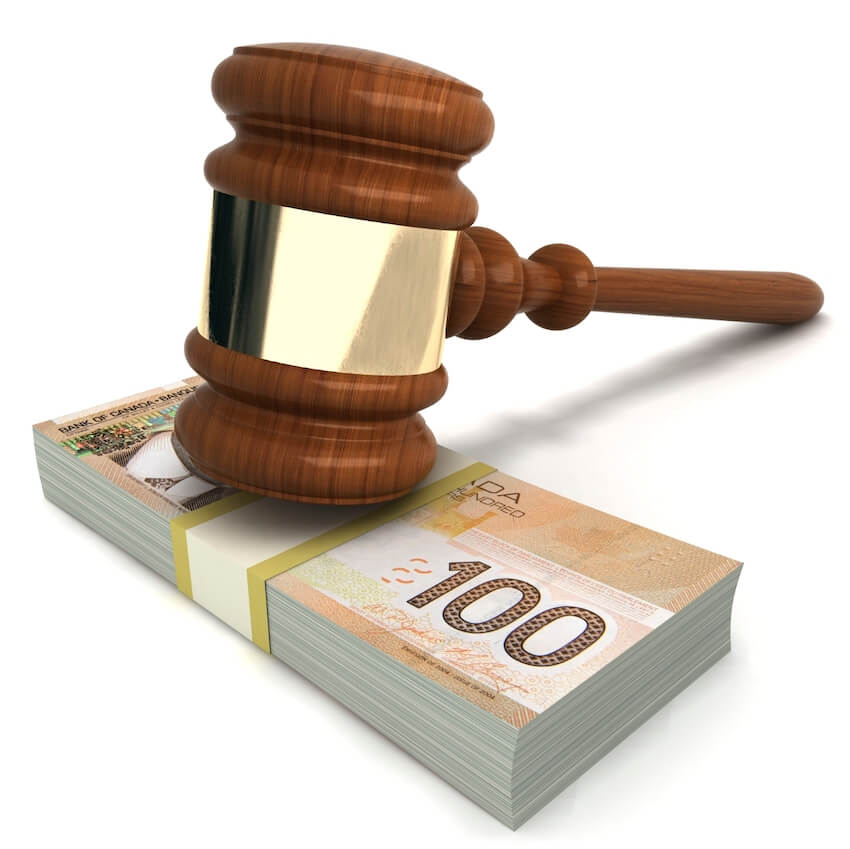 fine non compliance pay issued husband canadian 100k securities casl regulator housewife gebbia david employer million mean cheap must trustarc