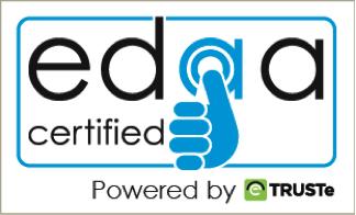 EDAA Privacy & Trust Seal Certification | TRUSTe